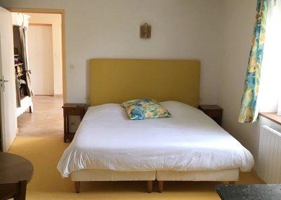 la maugerie chambres d'hôtes jaune
